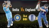 Eng vs Ind 3rd ODI: वनडे सिरीज का अंतिम मैच इस समय पर खेला जाएगा, यहां देखें LIVE प्रसारण