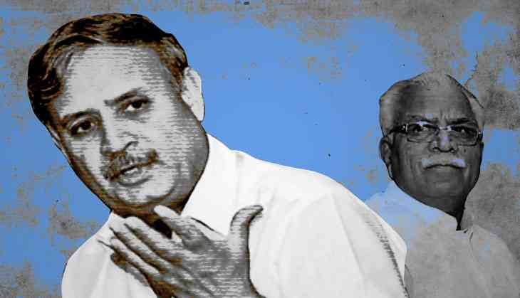 Is Rao Inderjit's outburst against Khattar genuine discontent or BJP's electoral ploy