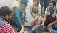 OMG! Making pakoras inside JNU campus cost the students hard; what happened next will surprise you