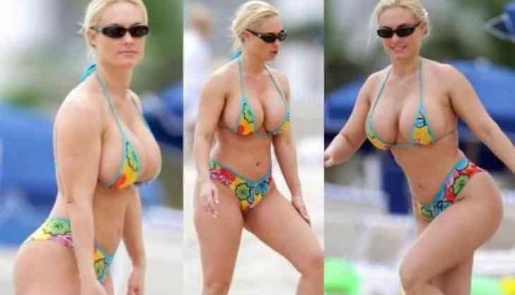 Foto Bikini yang Diduga Presiden Kroasia LagiViral