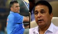 Sunil Gavaskar slams MS Dhoni over glove controversy, says he is not bigger than rules