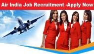 एयर इंडिया में 10वीं पास के लिए नौकरी का सुनहरा मौका, ऐसे करें अप्लाई