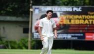 सचिन के बेटे अर्जुन ने टीम इंडिया में की धमाकेदार एंट्री, लिया करियर का पहला विकेट