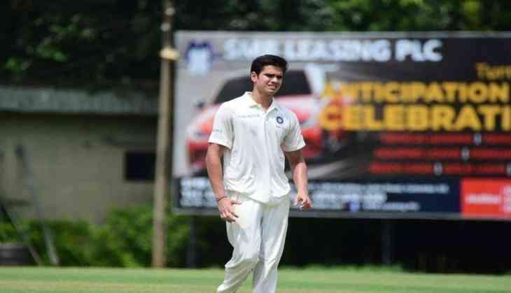 Arjun, the other Tendulkar, makes international debut