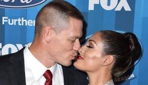 Nikki Bella couldn't masturbate because of John Cena's sex scenes