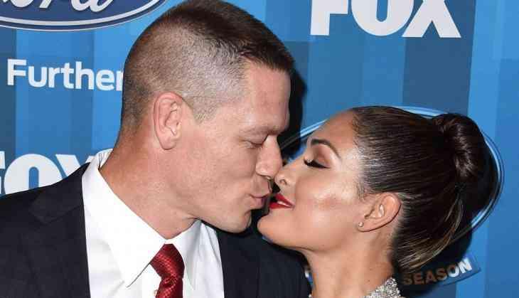 John Cena And Nikki Bella Call Off Wedding.American Wrestling Couple John Cena And Nikki Bella Call Off