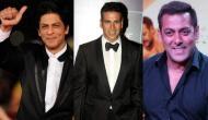 Forbes की लिस्ट में सबसे महंगे एक्टर सलमान और अक्षय, शाहरुख का नाम गायब