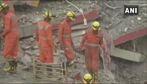 Greater Noida Building Collapse: 3 died and more trapped under debris after two buildings collapse; three arrested