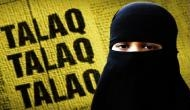 Woman falls victim to triple talaq over dowry