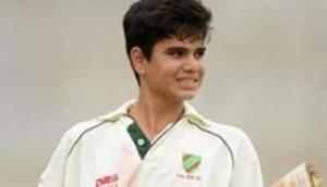 Arjun Tendulkar picks 5-wicket-haul against Delhi in Cooch Behar Trophy