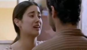 जाह्नवी की डेब्यू फिल्म 'धड़क' की रिलीज से ठीक पहले Leak हुआ ये सीन, कर देगा आपको इमोशनल