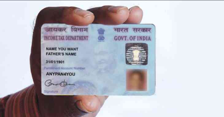 Pan Card Apply Indian first bilingual Pan Agency