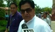 No-Confidence Motion: SP's Ram Gopal gets abusive