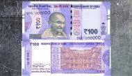100 रुपये का नया नोट असली है या नकली, जानने के लिए अपनाएं ये तरीका
