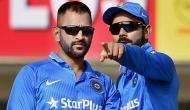 BCCI की वेबसाइट में धोनी बने टीम इंडिया केे कप्तान!, कोहली को बताया...