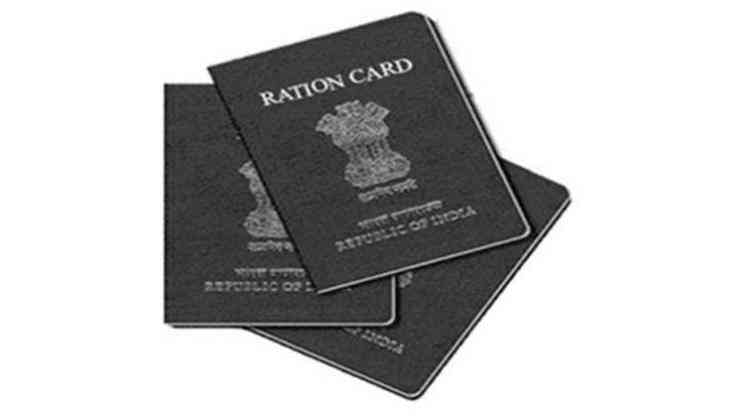 Ration Card Statistics Make interesting Reading