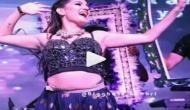 सपना चौधरी ने पंजाबी गाने में लगाए धांसू ठुमके, देखें वीडियो