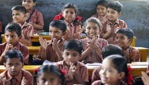 C'garh: Students forced to study in roofless school