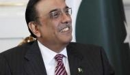 Money-laundering scam: Zardari's name removed from Exit Control List