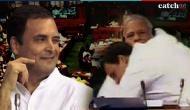 जानिए क्या है लोकसभा के नियम, स्पीकर सुमित्रा महाजन ने राहुल की 'हरकत' को माना गलत बर्ताव