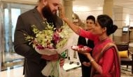 WWE: Mr Money In The Bank Braun Strowman receives grand welcome in India, see pics
