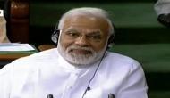 राहुल के भाषण में कही इस बात ने पीएम मोदी को मुस्कुराने पर किया मजबूर