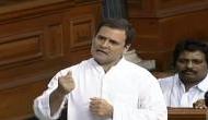 आप मुझे पप्पू बुला सकते हैं, लेकिन मेरे अंदर आपके लिए नफरत नहीं है : राहुल गांधी