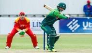 Pakistan Vs Zimbabwe: Here's the list of highest opening partnership in men's ODI cricket history