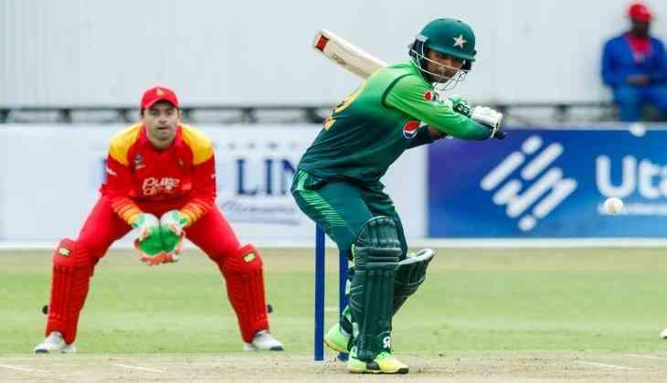 Zaman's double ton helps Pakistan crush Zimbabwe again