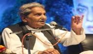 Padma Bhushan Gopaldas Neeraj, poet and lyricist died at the age of 93