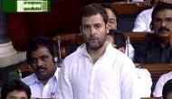 French President Macron denied any secrecy pact on Rafale: Rahul Gandhi