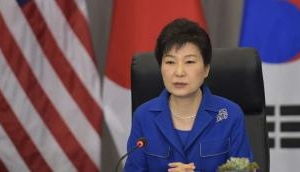 Former South Korean president Park gets another eight year jail sentence