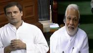 राहुल गांधी ने पीएम मोदी के जुमले गिनाए, काले धन से लेकर पकौड़े पर कसा तंज