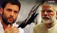 राफेल विवाद: 'कांग्रेस ने राजनीतिक फायदे के लिए बोला झूठ, राहुल गांधी मांगें माफी'