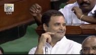 No-Confidence Motion LIVE Updates: Rahul Gandhi winks after hugging PM Modi post concluding his speech on no-trust debate