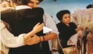 जाह्नवी-ईशान की 'धड़क' देखने के बाद रेखा ने किया कुछ ऐसा, वीडियो वायरल