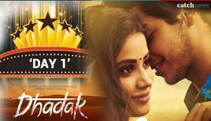Dhadak Box Office Collection Day 1: Heroic start! Janhvi Kapoor, Ishaan Khatter's debut flick nailed it with an amazing collection