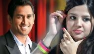 OMG! MS Dhoni's wife Sakshi did a fabulous dance on this song of Kajol in her best friend's marriage, see video