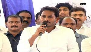 Ahead of polls, YSRCP chief Jagan Reddy unveils declaration, promises sops for backward class