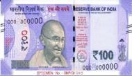क्यों 100 रूपये के इस नए नोट से देश के ढाई लाख ATM पड़ गए मुश्किल में ?