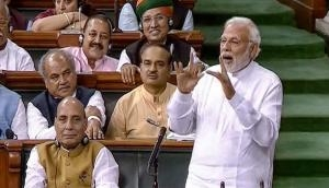 No-Confidence Motion: Here's PM Modi's befitted reply to Rahul Gandhi's remark, 'We don't have the guts to look you in the eye'