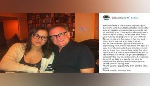 Zelda Williams pens heartfelt note for late father