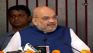 Amit Shah in J&K: 'Will throw infiltrators out of country in 2nd term'