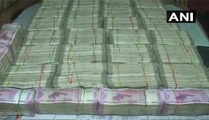 Karnataka: Cash seizure in police vehicle in Hassan, BJP approaches ECI for independent probe