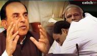 PM मोदी को राहुल की झप्पी के बाद फौरन मेडिकल चेकअप कराना चाहिए- स्वामी