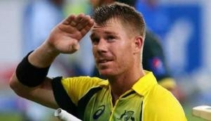 Fans dress as sandpaper to mock David Warner and Steve Smith; see pic