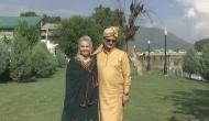 Poland couple remarries in Kashmiri style