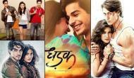 जाह्नवी की 'धड़क' के आगे टाइगर की 'हीरोपंती' पड़ गई फीकी, दूसरे दिन फिल्म ने की रिकॉर्ड तोड़ कमाई