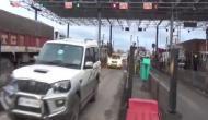 JDU MP convoy breaks law, denies paying toll tax
