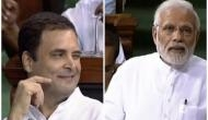 Posters of Rahul hugging PM surface in Mumbai